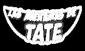 logo de la aplicación las aventuras de tate
