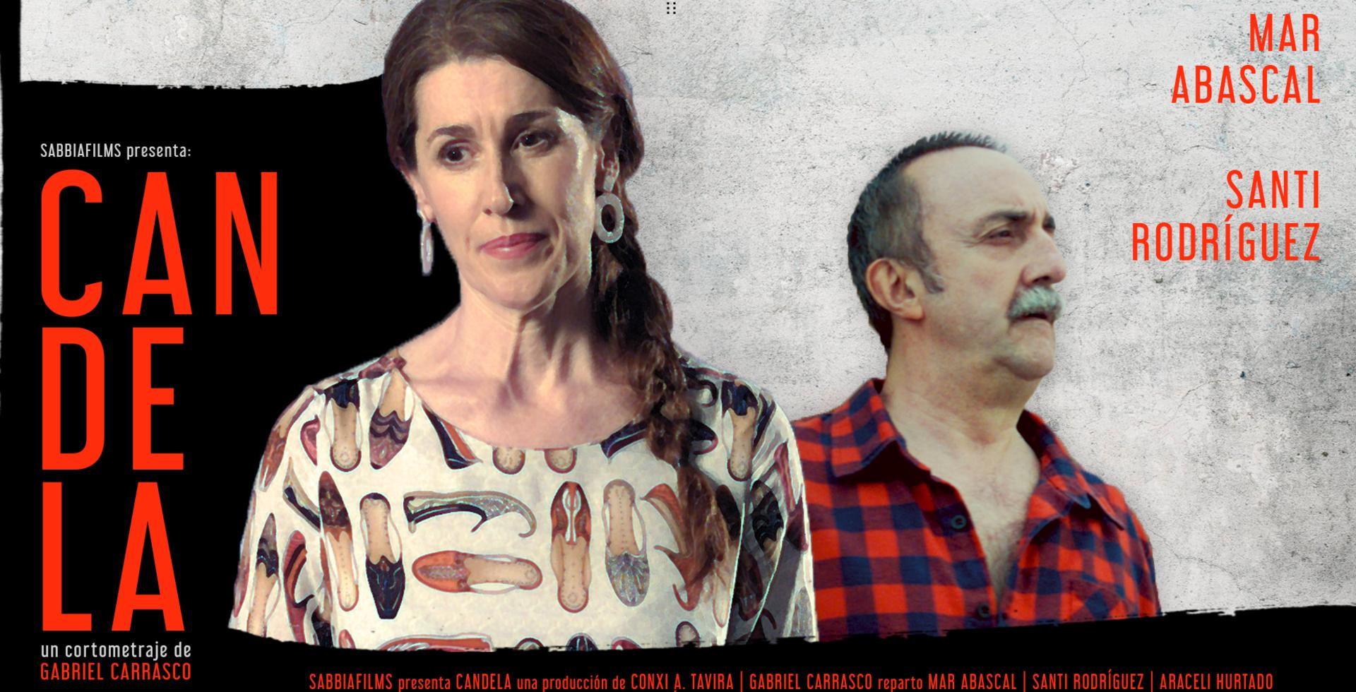 imagen del vídeobook promocional para la actriz Esther Caro