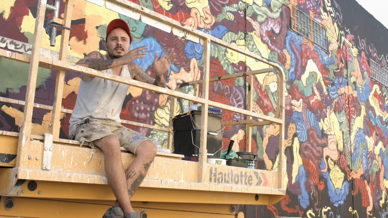 Imagen de la galería del documental ArtSur'16