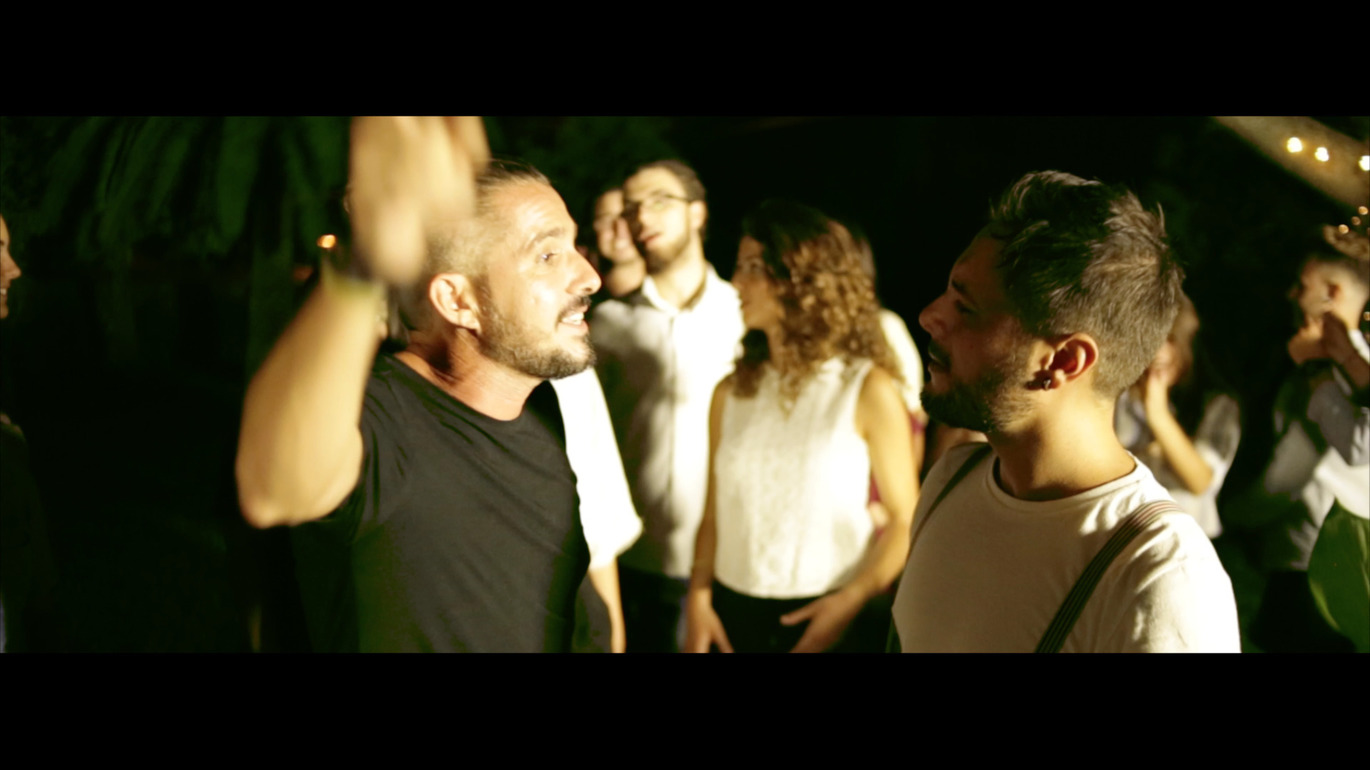 gallery image of the videoclip of Jaime Galán