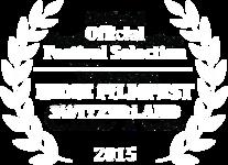 logo finalistas del festival de cine india de suiza