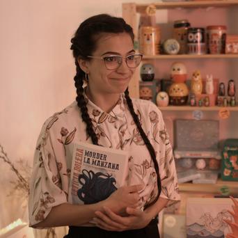 imagen de la miniatura del vídeo promocional para la actriz Esther Caro